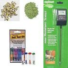 Blueberry Soil Kit -SAVE $4.80- pH kit, Moisture Meter, Fertiliz